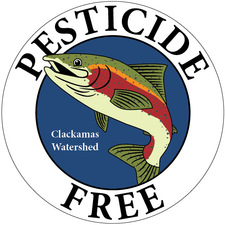 Pesticide Free - Clackamas Watershed