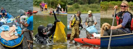 Championing the Clackamas River