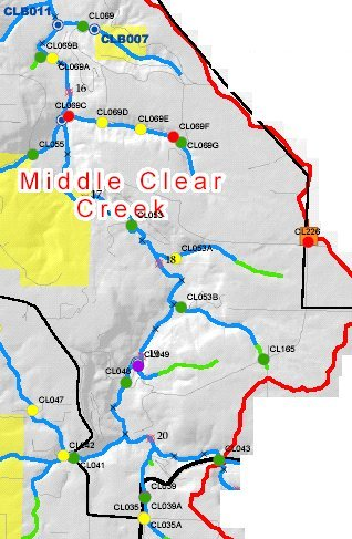 Middle Clear Map Four